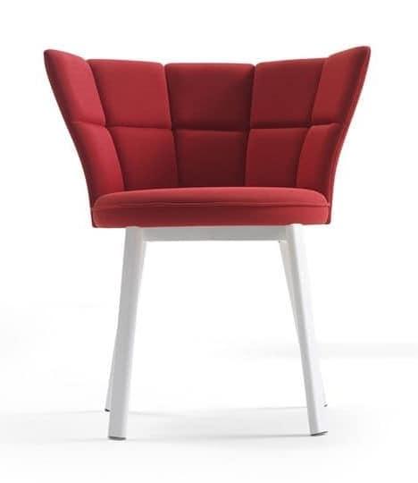 Stühle Modern Design ~ HOME P11 Design Produkte Sitze Stühle Modern Design  Metall Und
