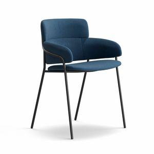 weiche sessel aus stahlrohr f r zuhause idfdesign. Black Bedroom Furniture Sets. Home Design Ideas