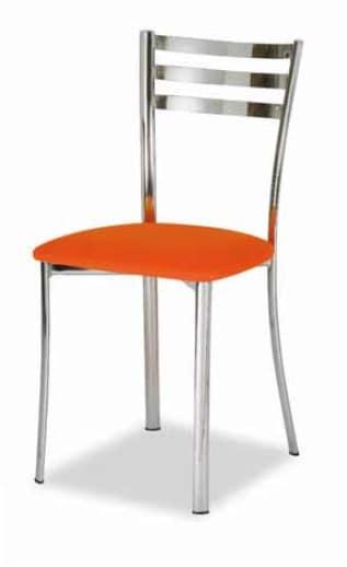 Metallstuhl für die Küche | IDFdesign