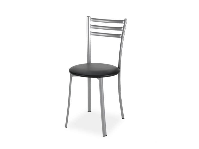 stuhl aus metall komfortabel und elegant f r eisdiele idfdesign. Black Bedroom Furniture Sets. Home Design Ideas