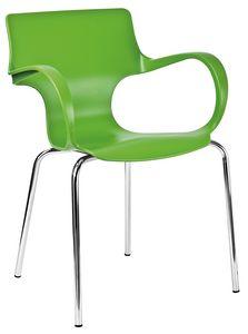 Gimmy, Polypropylen-Monocoque-Stuhl