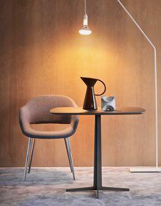 Charme, Feuerbeständiger Stuhl, komplett abnehmbare Polsterung
