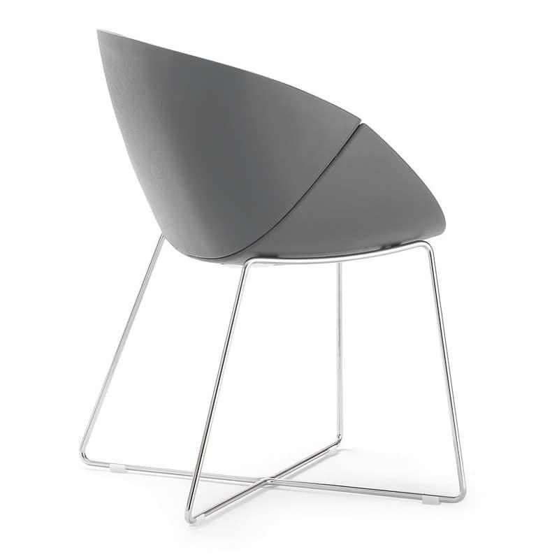 Gepolsterte stühle mit armlehnen lounge bereich preis coquille t