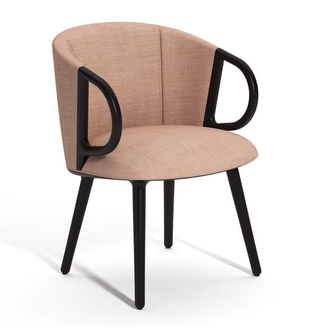 Cucaracha Slim, Gepolsterter Sessel mit oszillierendem Mechanismus