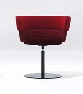 Dam, Moderne Sessel für zu Hause, mit Polsterkörperfür bar