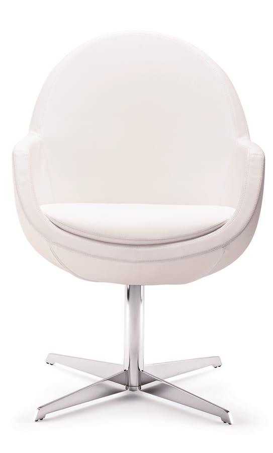 PL 5003, Sessel mit drehbarem Sitz