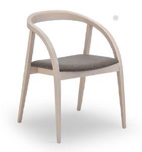 Taima, Sessel mit perforiertem Rücken