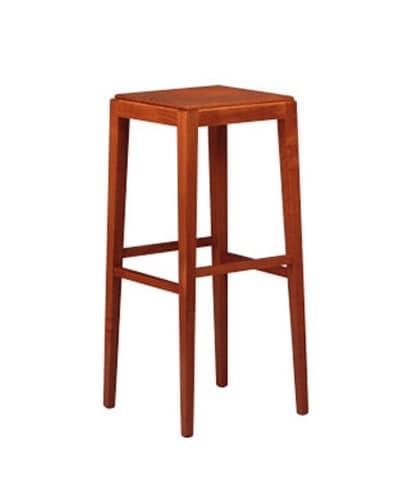 252, Stuhl aus Buche, beständig, für Cocktail-Bar