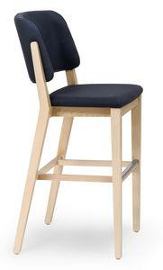 Carmen stool, Moderner Hocker für Bars und Hotels