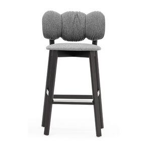 Mafleur 04283, Hocker mit gepolstertem Sitz und Rücken