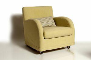 Bit, Sessel aus herausnehmbarem Stoff