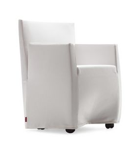 Capri Jolly, Sessel mit abnehmbarem Bezug und Rückenlehne