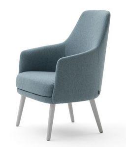 Danielle 03641, Lounge Sessel mit breitem Sitz