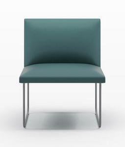 DOMINO, Modularer Sessel für Wartezimmer