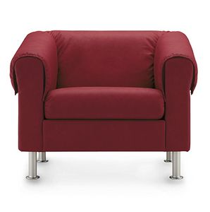 Dream 801, Gepolsterter Sessel aus Polyurethanschaum