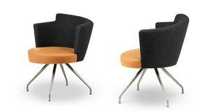 ELIPSE 1FX, Sessel für Wartebereiche