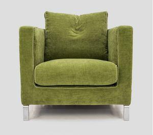 Gray, Sessel mit hohen Armen