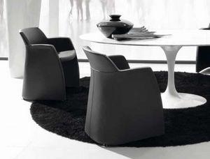 Grey-S, Eleganter Stuhl für Besprechungsraum