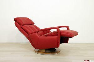 India, Moderner manueller Relaxsessel mit ansprechendem Design