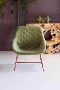 Lunar, Sessel für Wartebereiche