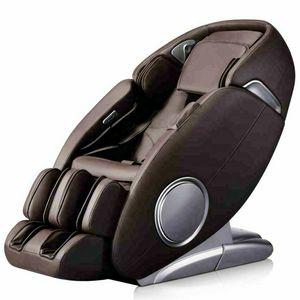 Professioneller Massagestuhl IRest Sl-A389 GALAXY EGG - PM389EGGM, Massage Ledersessel mit Fußstütze
