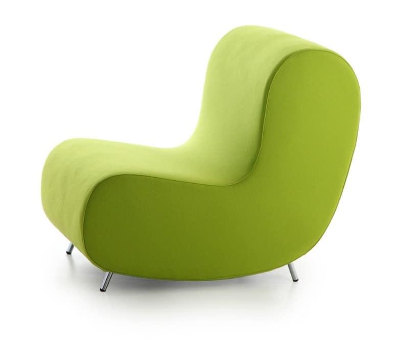 Simple AR, Sessel mit feuerhemmenden padding, komfortabel und modular