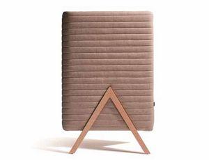 Vision 570A, Gepolsterter Sessel mit hoher Rückenlehne