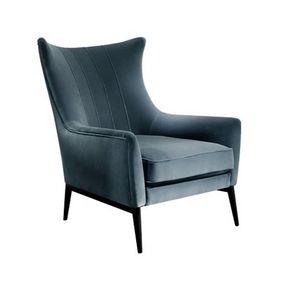 Vivian, Sessel mit Polsterung aus Polyurethanschaum unterschiedlicher Dichte