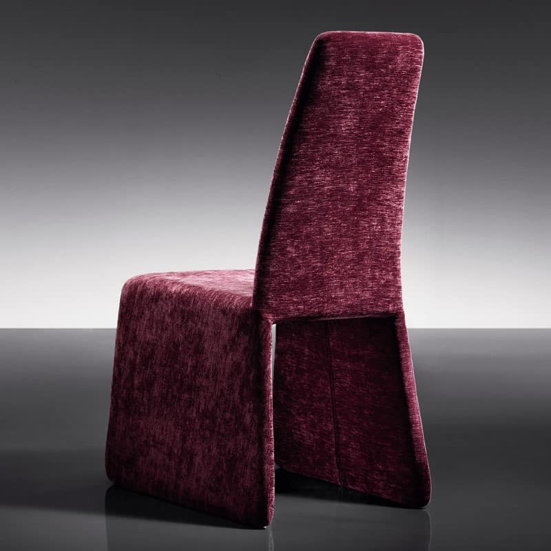 ART. 250 MONET, Chair komplett abgedeckt, für Esszimmer