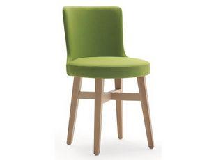 Ebe-S, Moderner Stuhl für Restaurants und Hotels