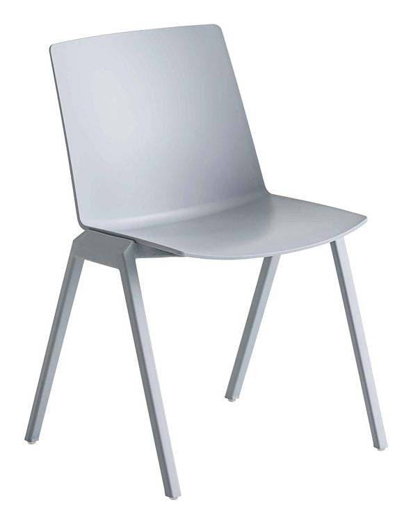 Jubel IV, Stuhl mit Technopolymerstruktur