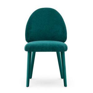 Lily 04511, Stuhl mit modernem und raffiniertem Design