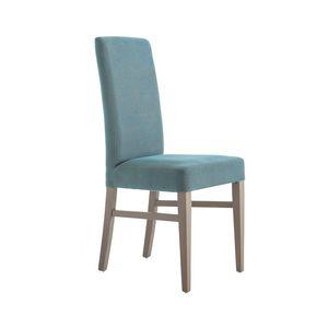 MP47OG, Gepolsterter Stuhl für Esszimmer