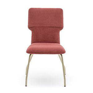 Twiggy 04112, Feuerfester Stuhl mit Metallgestell