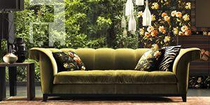 720103 Shell, Sofa mit abnehmbarem Bezug