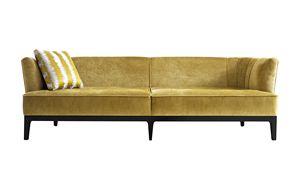 720203 Kipling, Bequemes Sofa mit Multi-Density-Polsterung
