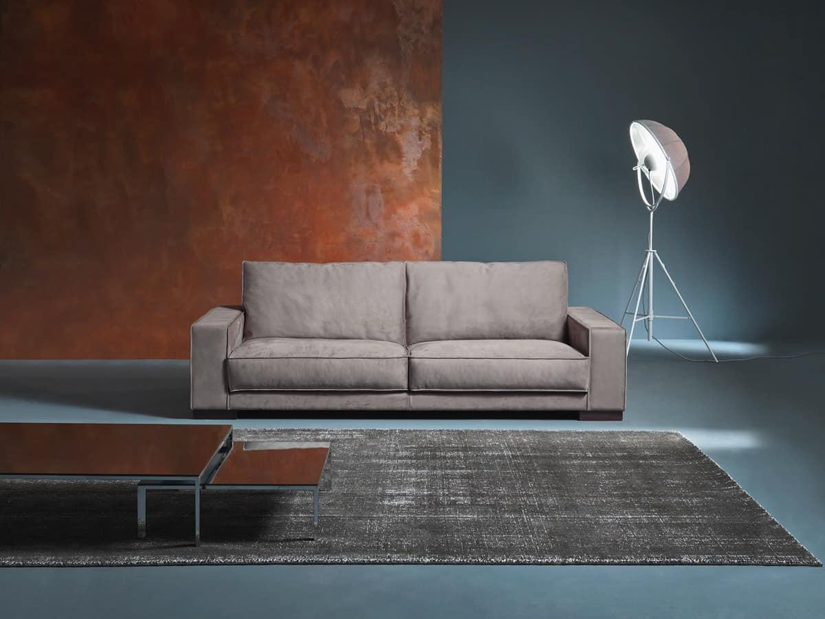 moderne sofa f r wohnzimmer holzinnenrahmen idfdesign. Black Bedroom Furniture Sets. Home Design Ideas