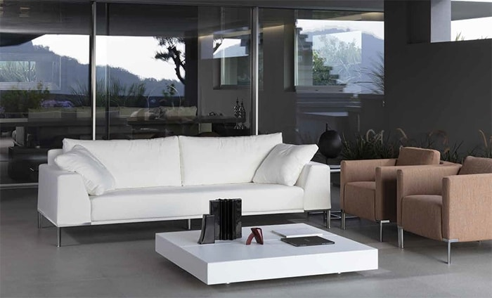moderne sofa f r b ro bequeme sitzm bel idfdesign. Black Bedroom Furniture Sets. Home Design Ideas