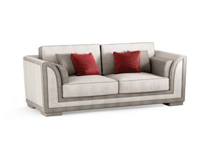 ART. 3335L, 3-Sitzer-Sofa aus Samt