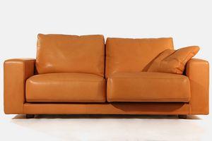 Cosmo, Kundenspezifisches Sofa mit Pappelrahmen