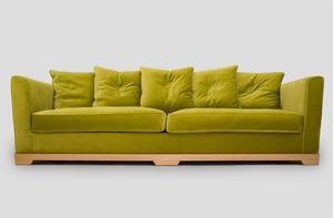 Diana, Maßgefertigtes Sofa mit garantiert lebenslanger Struktur