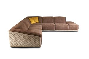 Dominique Velvet, Komfortables Ecksofa