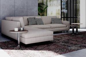 Duck, Elegantes modulares Sofa mit abnehmbarer Polsterung