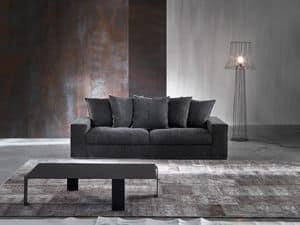 Heritage, Sofa für Hotel, gepolstert mit Polyurethan und nach unten