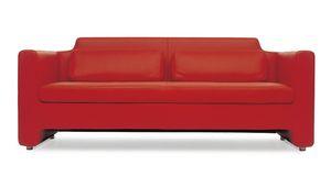 Horizon, Modernes Sofa mit zwei oder drei Sitzen