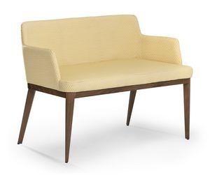 Kate sofa, Entspannendes Sofa für Hotels