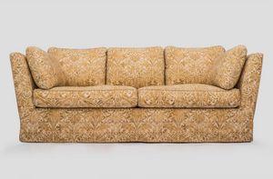 Lisa, Maßgefertigtes Sofa mit Polyurethan-Polsterung