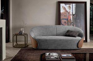 MAMA Sofa, Sofas komplett mit Leder oder Kunstleder bezogen