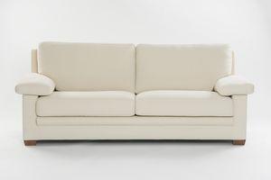 Max, Custom Sofa mit Armlehnen