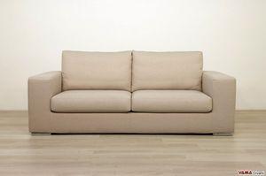 Mercurio, Lineares Sofa, sehr elegant und einfach zu kombinieren